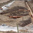 Verlegung der Wasserrohre (26.07.2012)