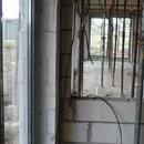 Schlitzen, stemmen, Kabel ziehen: Elektrik im Erdgeschoss (28.09.2012)