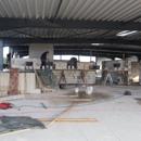 Maurerarbeiten im ersten Stockwerk (10.10.2012)