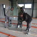 Die Fensterbauer im Einsatz (21.11.2012)