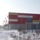 Winterliche Ansicht des Vereinsheims (28.01.2013)